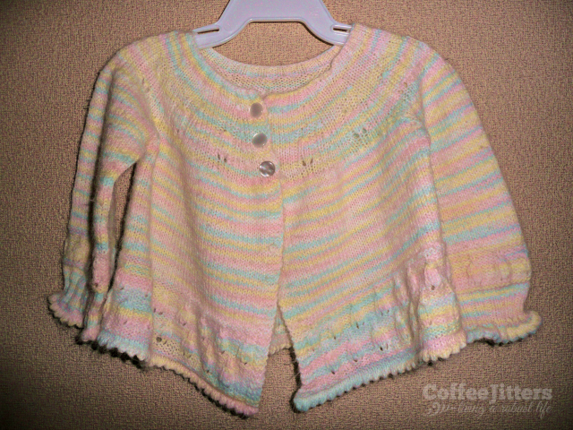 hand-me-down sweater - CoffeeJitters.Net