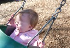 baby on a swing - CoffeeJitters.Net