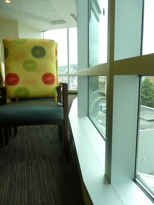 Seattle Cancer Care Alliance Waiting Room