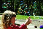Grasping at Bubbles