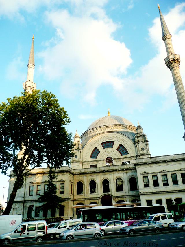 mosque - Aaron Albert Haley