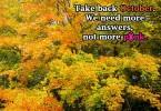 Taking Back October