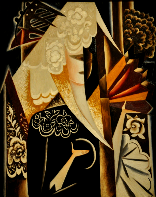 Women Artists - Espagnoles - Natalia Gontcharova - CoffeeJitters.Net