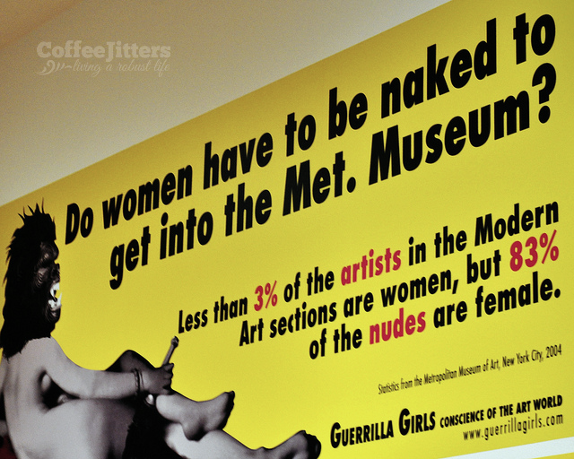 Women Take Over - Seattle Art Museum - CoffeeJitters.Net