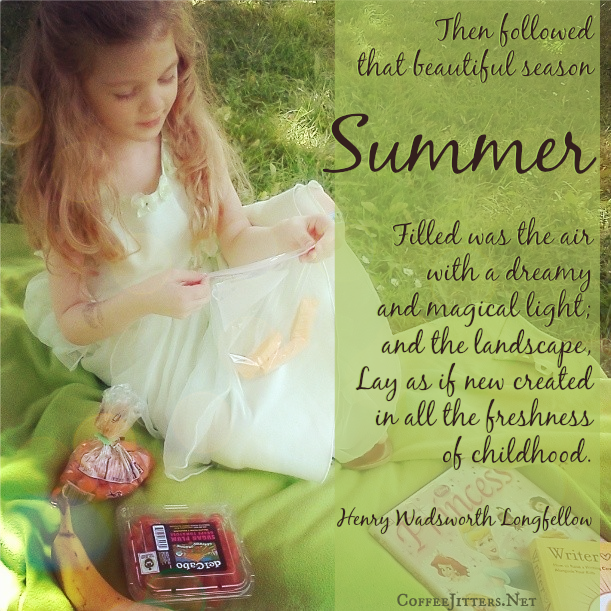 longfellow quote summertime