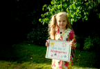 Gem's first day of Kindergarten | CoffeeJitters