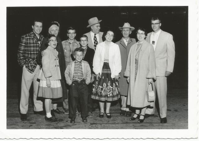 Doc McKinley Family