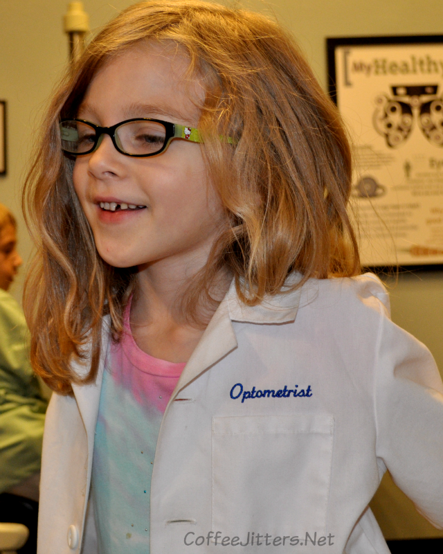 optometry office at seattle childrens museum